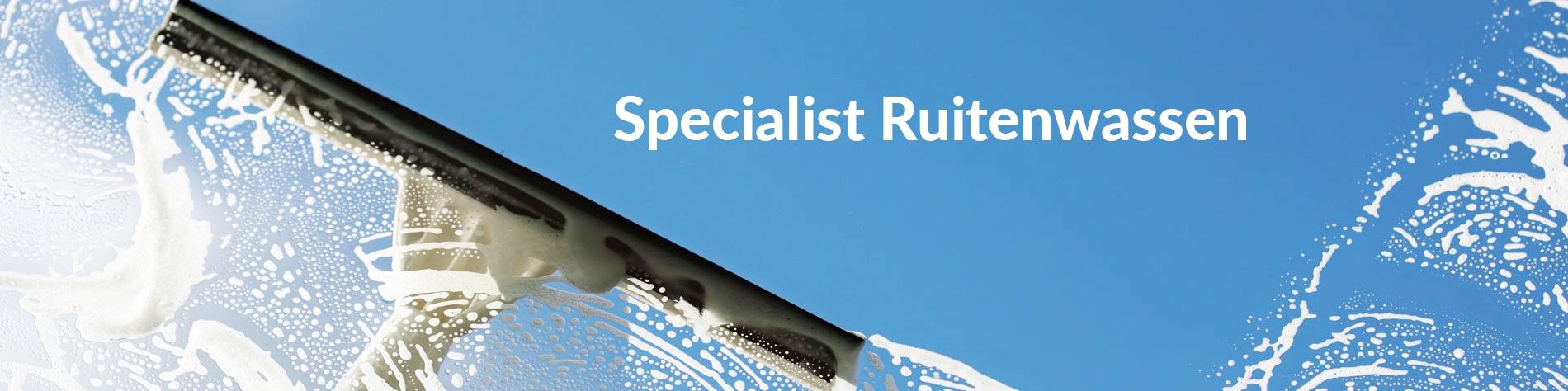 specialist-ruitenwassen